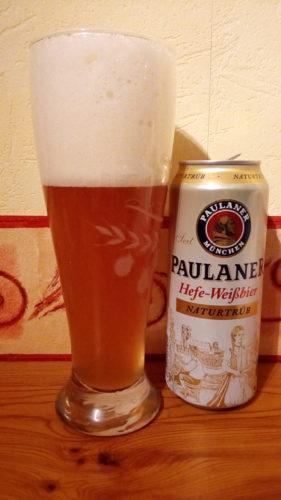 PAULANER(パウラナー) Hefe-weißbier バイツェン