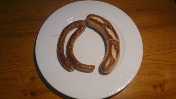 ドイツで一番美味しいソーセージ